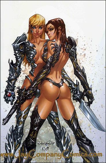Witchblade 109-C by Top Cow