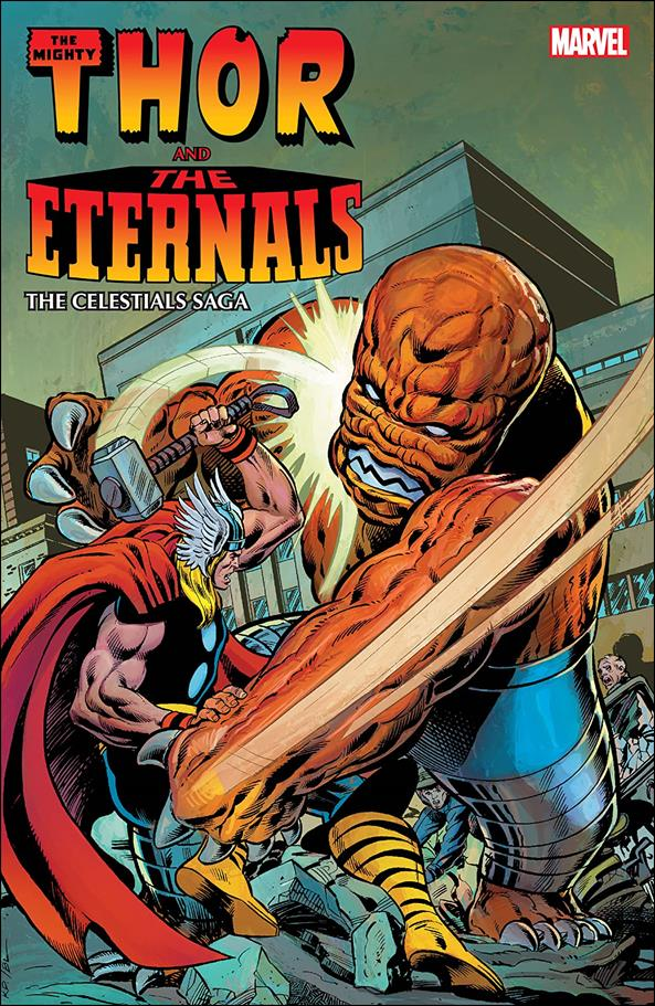 Thor and the Eternals: The Celestial Saga nn-A by Marvel