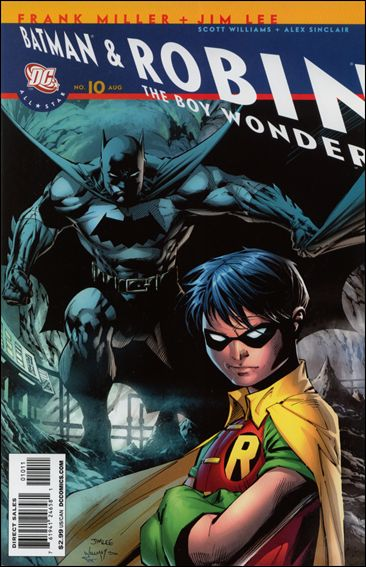 All Star Batman & Robin, the Boy Wonder 10-C by DC