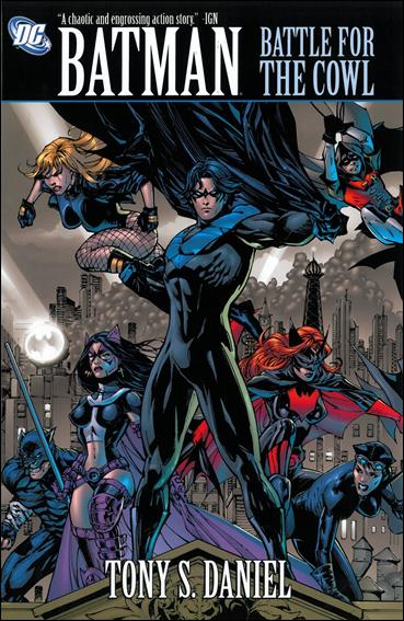 Batman: Battle for the Cowl 1-A by DC