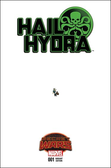 Hail Hydra 1-B by Marvel