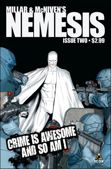 Millar & McNiven's Nemesis 2-A by Icon
