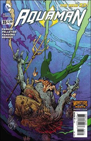Aquaman (2011) 35-B
