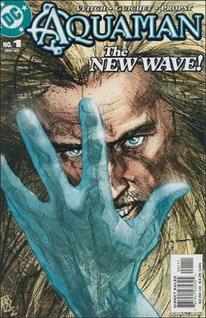 Aquaman (2003) 1-A
