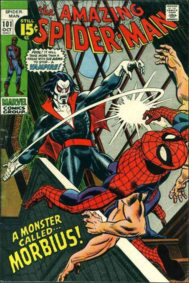 Amazing Spider-Man (1963) 101-A by Marvel