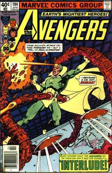 Avengers (1963) 194-A by Marvel
