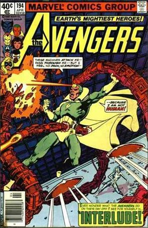 Avengers (1963) 194-A