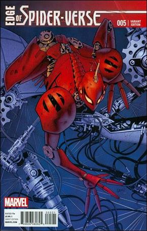 Edge of Spider-Verse 5-B