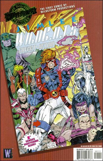 Millennium Edition: WildC.A.T.s 1-A by WildStorm