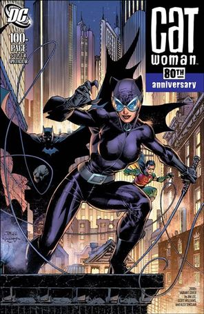 Catwoman 80th Anniversary 100-Page Super Spectacular 1-H