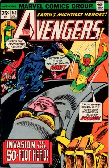 Avengers (1963) 140-A by Marvel