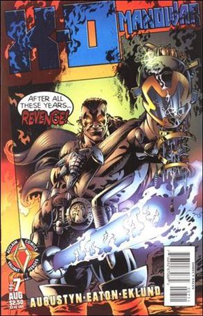 X-O Manowar (1997) 7-A