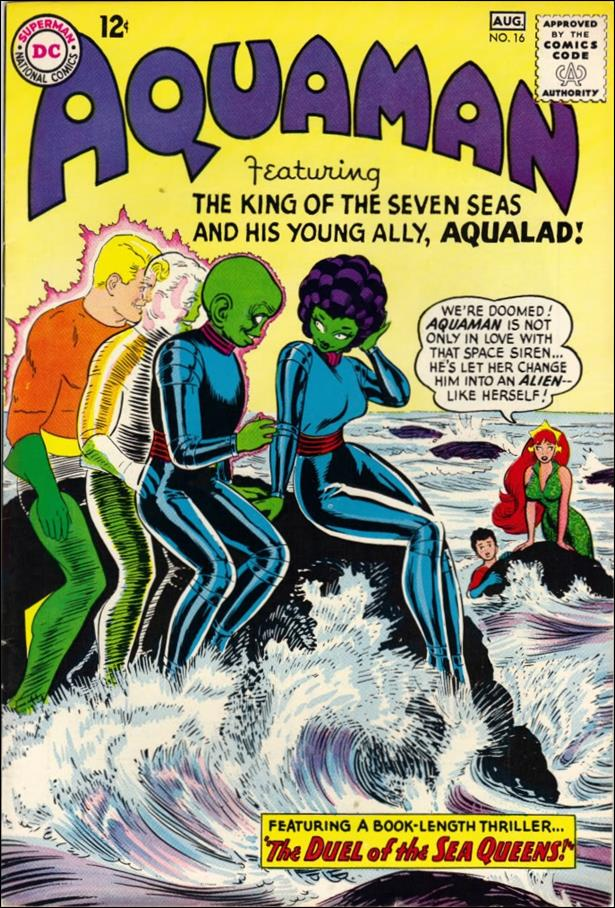 Aquaman (1962) 16-A by DC
