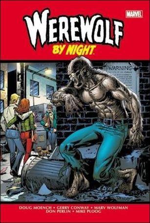 Werewolf by Night Omnibus nn-A