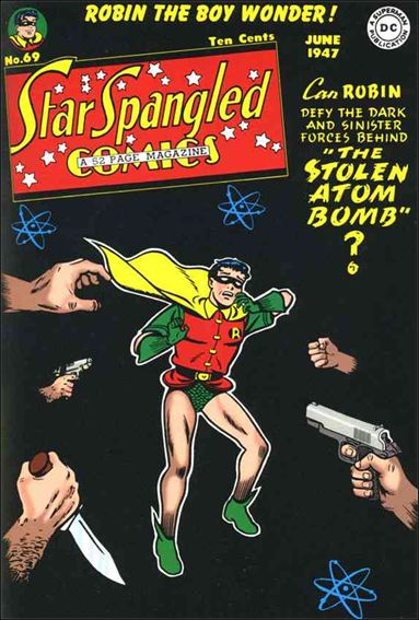 Star Spangled Comics (1941) 69-A by DC