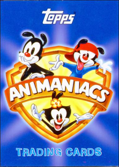 Animaniacs (Promo) P1-A by Topps