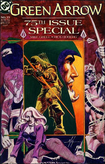 Green Arrow (1988) 75-A by DC