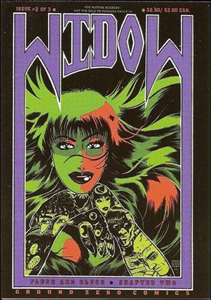 Widow Special Edition Collector's Card Set (Base Set) 20-A