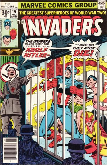 Invaders (1975) 19-A by Marvel