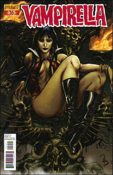 Vampirella (2010) 16-C by Dynamite Entertainment