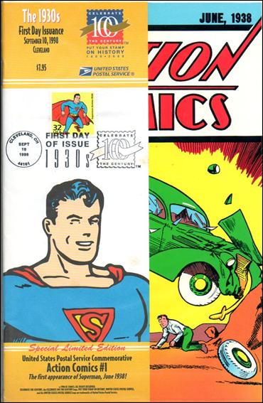Action Comics (1938) 1-H by DC