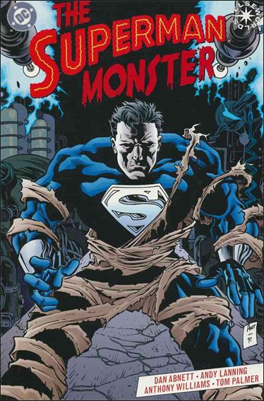 Superman Monster 1-A by DC