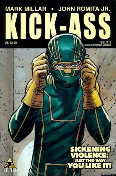 Kick-Ass 2-B by Icon