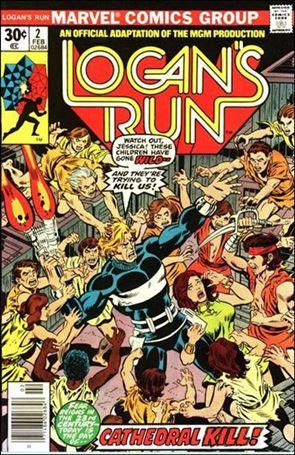 Logan's Run (1977) 2-A