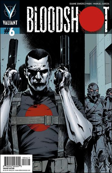 Bloodshot (2012) 6-B by Valiant Entertainment
