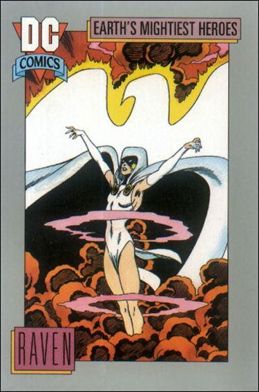 DC Cosmic Cards (Base Set) 73-A by Impel