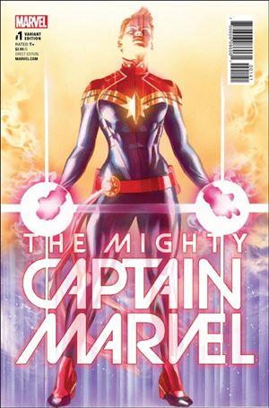 Mighty Captain Marvel 1-E