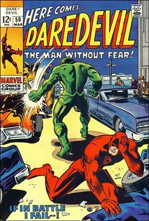 Daredevil (1964) 50-A