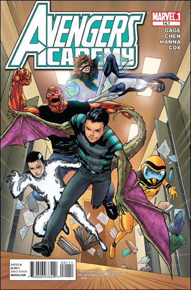 Avengers Academy 14.1-A by Marvel