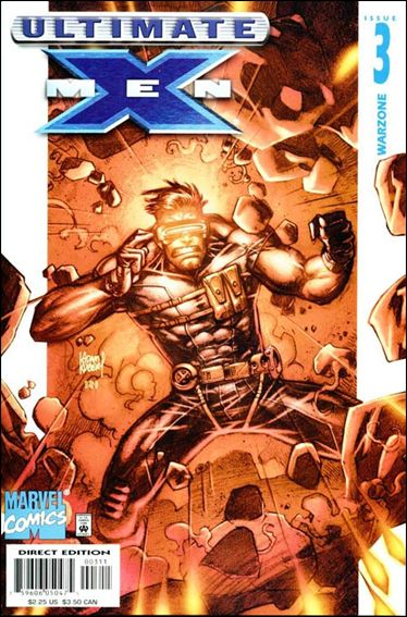 Ultimate X-Men (2000) 3-A by Marvel