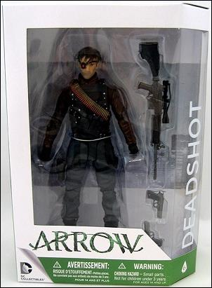 DC Comics: Arrow The TV Series Deadshot by DC Collectibles