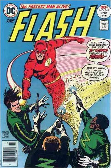 Flash (1959) 245-A by DC