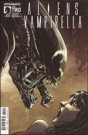 Vampirella/Aliens 2-A