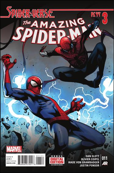 Amazing Spider-Man (2014) 11-A by Marvel