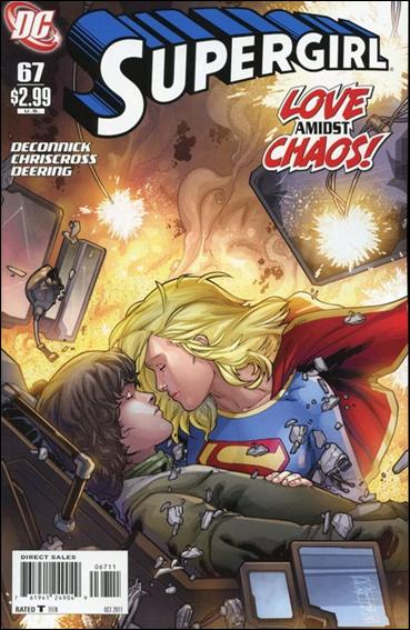 Supergirl (2005) 67-A by DC