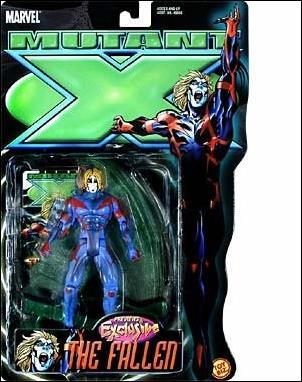 Mutant X The Fallen by Toy Biz