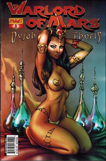 Warlord of Mars: Dejah Thoris 6-C by Dynamite Entertainment