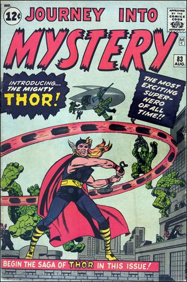 Journey into Mystery (1952) 83-A by Marvel
