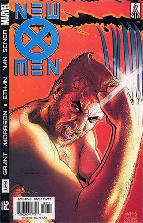 New X-Men (2001) 123-A