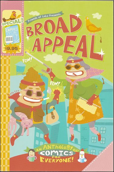 Friends of LuLu presents: Broad Appeal 1-A by Friends of Lulu