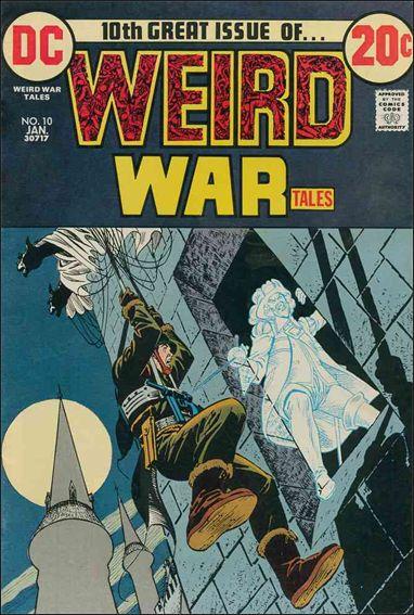 Weird War Tales (1971) 10-A by DC