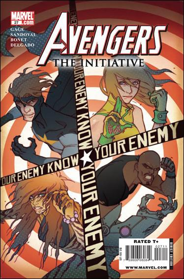 Avengers: The Initiative 27-A by Marvel