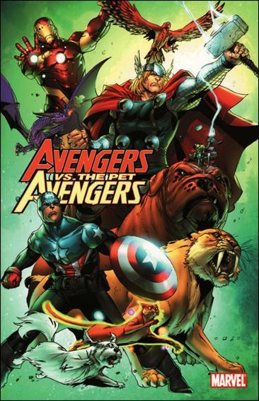 Avengers vs Pet Avengers  nn-A by Marvel