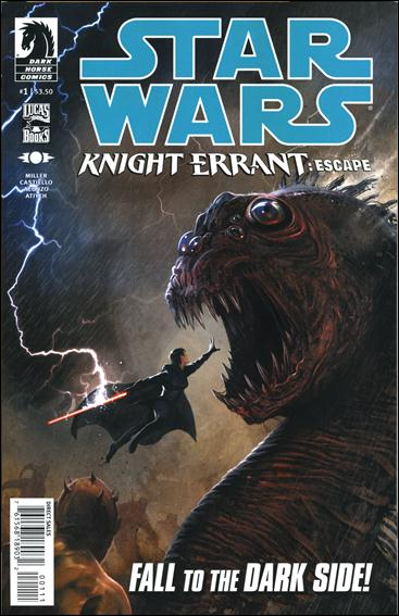 Star Wars: Knight Errant - Escape 1-A by Dark Horse