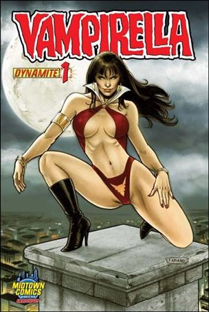 Vampirella (2010) 1-M