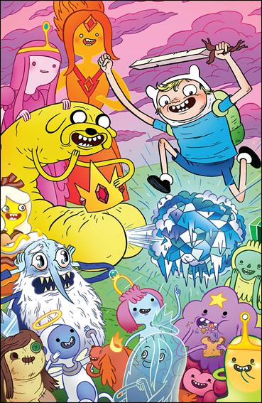 Adventure Time 13-D by Kaboom!